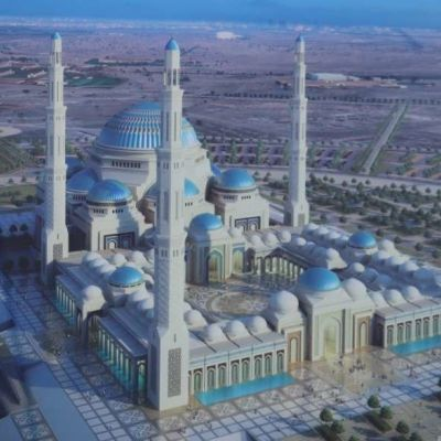 The largest dome in the world: how will the main mosque of Astana look like